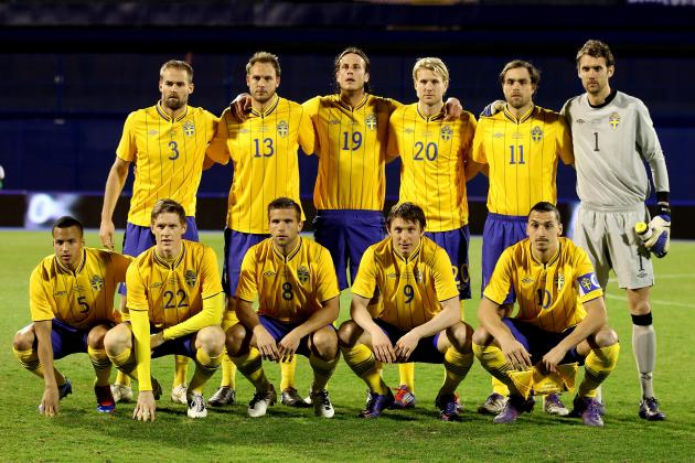 Euro 2012 Preview: 10 Things to Know About Sweden