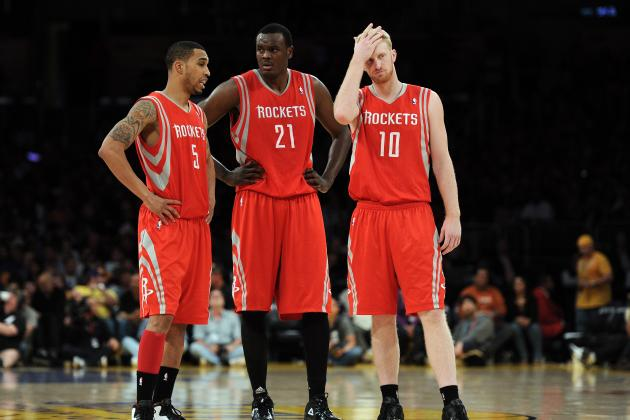 NBA Draft 2012: Houston Rockets' Best- and Worst-Case Scenarios