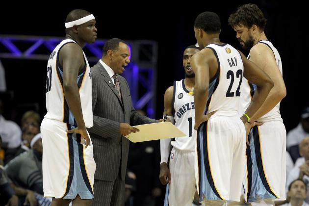 NBA Playoffs 2012: 5 Things Memphis Grizzlies Can Do to Rebound vs. Clippers