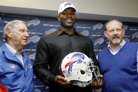 Mario Williams and the Biggest Free Agent Signings in NFL History
