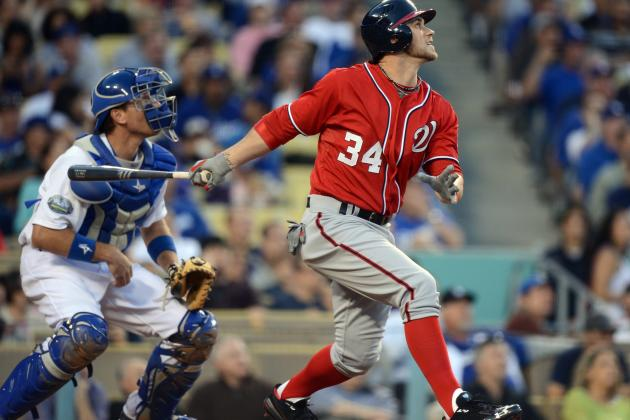 Bryce Harper: 15 Things to Love About the Washington Nationals Rookie Phenom