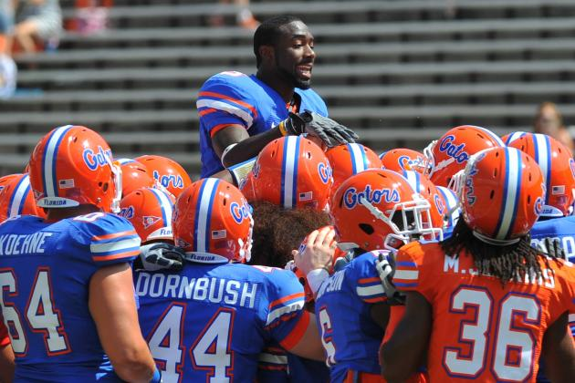 Florida Football: 5 Reasons to Be Excited About the Gators in 2012