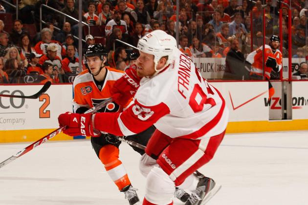 Detroit Red Wings Trade Scenarios: 4 Blockbusters That Would Right the Ship