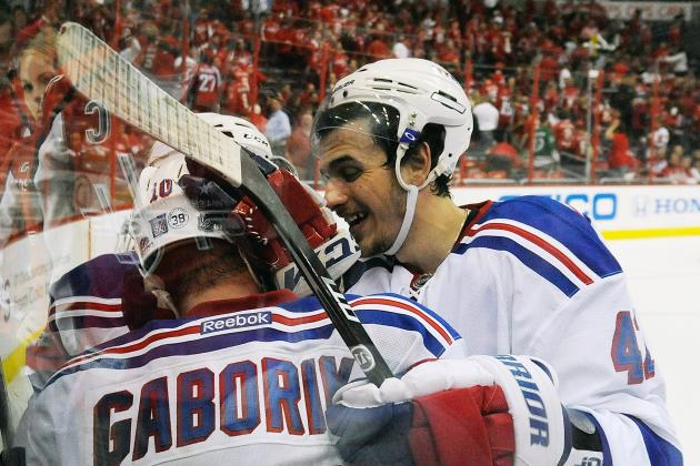 NHL Stanley Cup Playoffs 2012: 16 Best Goals of the Postseason