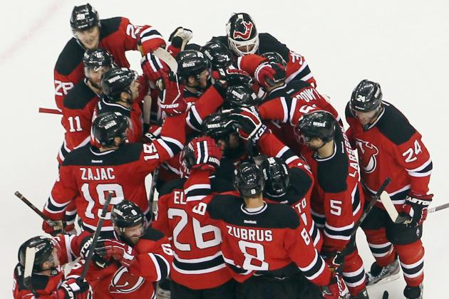 NHL Playoffs: 5 Reasons Why the New Jersey Devils Have a 3-1 Series Lead