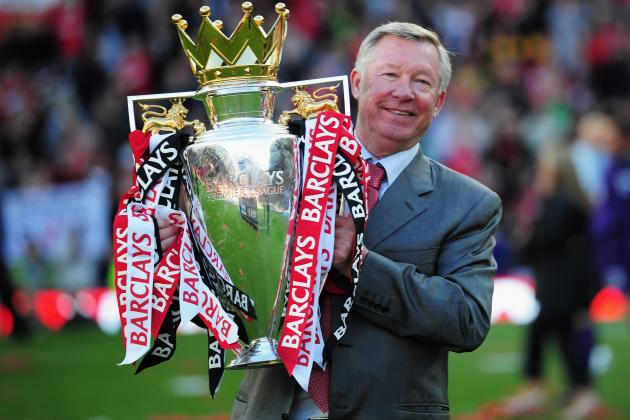 Manchester United: 5 Reasons Why Alex Ferguson's Team Will Be Champions
