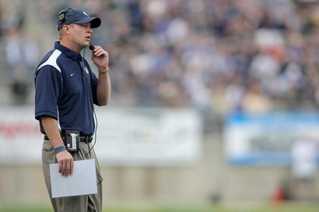 BYU Football: 5 Things That Will Keep Bronco Mendenhall Up at Night