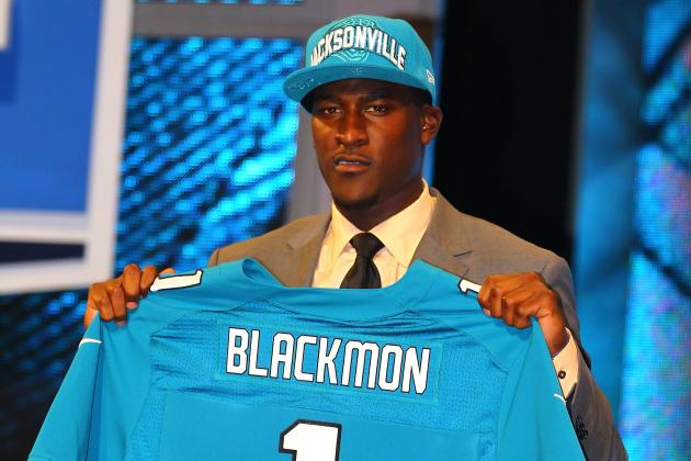 Jacksonville Jaguars: Reviewing Their 2012 NFL Draft