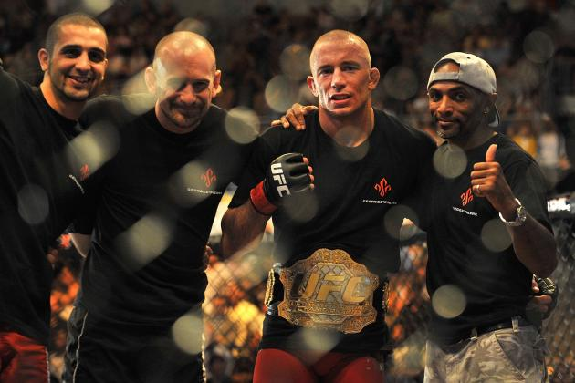 B/R Official Rankings for May: The Top 10 Welterweights in MMA