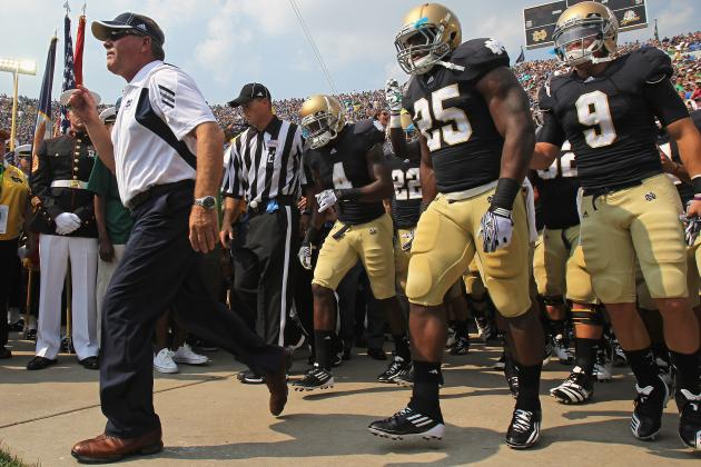 Notre Dame Football: 5 Freshmen Who Will Start in 2012