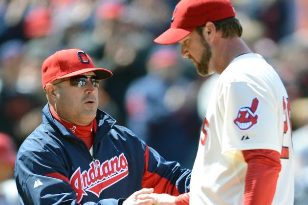 MLB 2012: 5 Reasons the Cleveland Indians Are in 1st Place