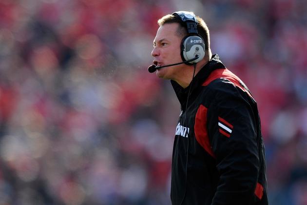 Cincinnati Football: 5 Things That Will Keep Butch Jones Up at Night