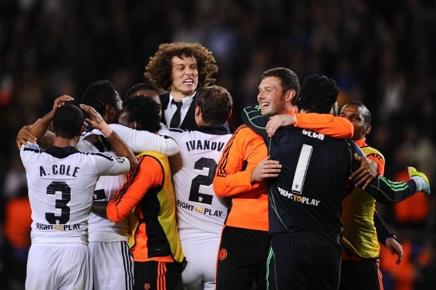 Champions League Final 2012: David Luiz and 5 Other Players to Watch
