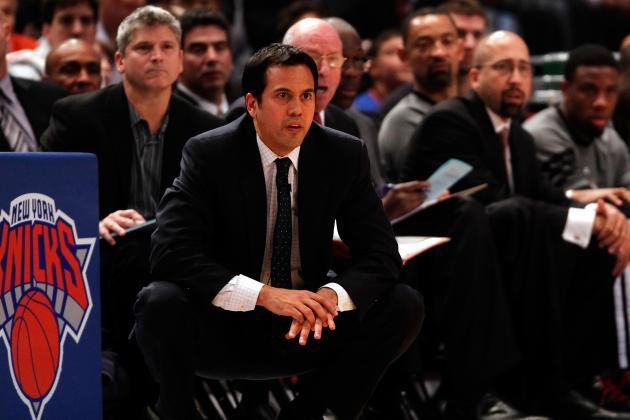 NBA Playoffs 2012: 5 Improvements Miami Heat Must Make to Win NBA Title