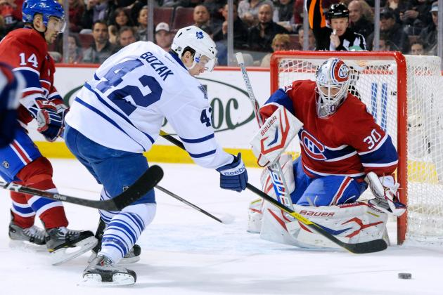 NHL Draft 2012: 5 Holes the Toronto Maple Leafs Will Look to Fill at the Draft