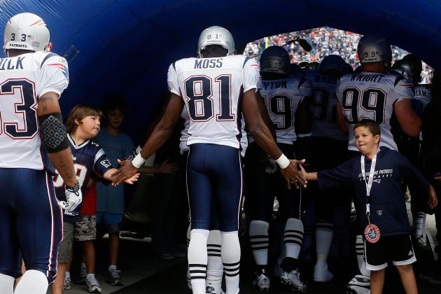 Randy Moss and the Most Overrated New England Patriots in Franchise History