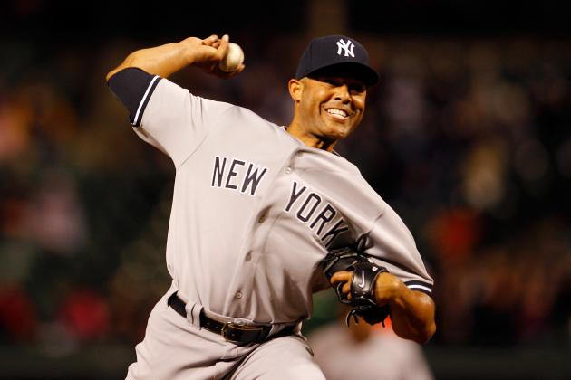 Mariano Rivera: 10 Greatest Moments of Yankees Closer's Career