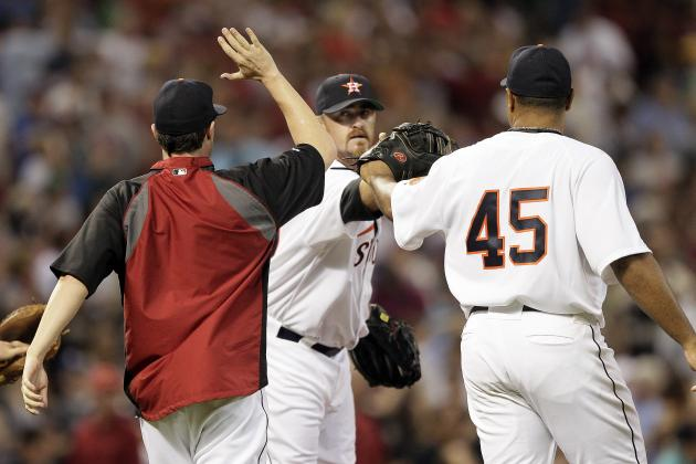 5 Players Houston Astros Should Deal at the Deadline