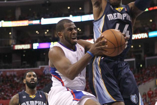 NBA Playoffs 2012: 7 Reasons Clippers vs. Grizzlies Is Best First-Round Series