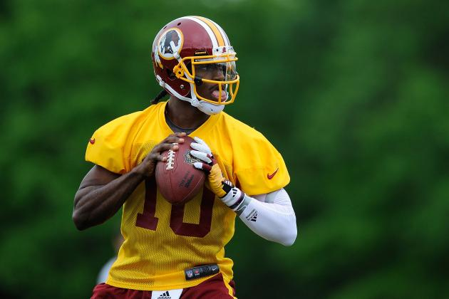Washington Redskins: 4 Reasons Robert Griffin III Won't Change the NFC East