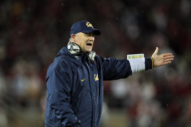 Cal Football: 5 Things That Will Keep Coach Tedford Up at Night