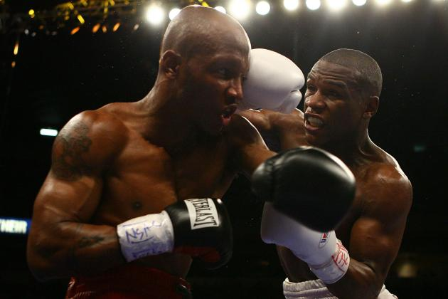 Floyd Mayweather and the 25 Greatest Black Fighters of the Last 25 Years