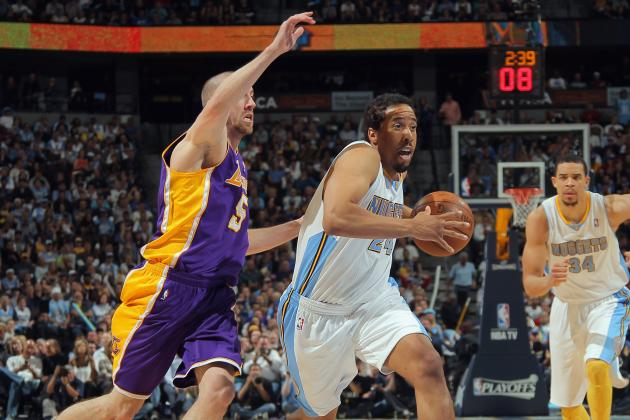 NBA Free Agency 2012: 10 Players Denver Nuggets Must Avoid