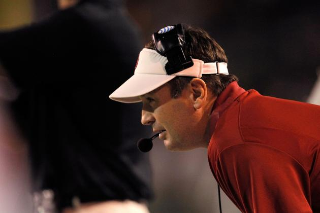 Oklahoma Football: 5 Things That Will Keep Bob Stoops Up at Night