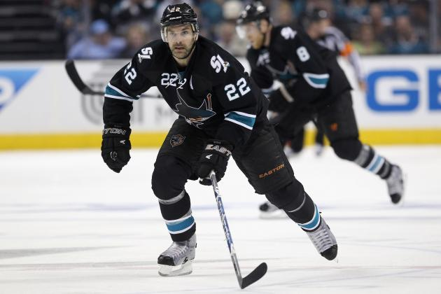 2011-12 San Jose Sharks: Dan Boyle Report Card