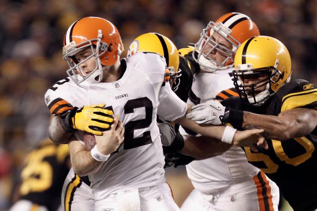 Colt McCoy: 5 Reasons 2011 QB Won't Start for Cleveland Browns in 2012