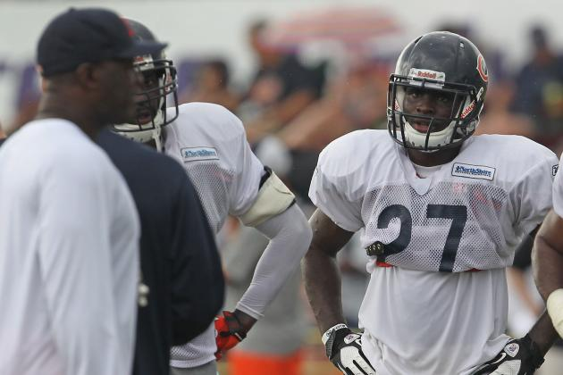 2012 Chicago Bears: 4 Best Training Camp Position Battles