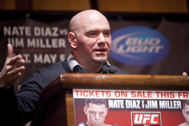 UFC on Fox: How to Fix the Network Television Ratings Dilemma
