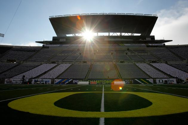 Oregon Ducks: Predicting the Score of Every Game in 2012