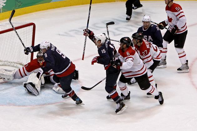 Top 10 Greatest Last-Minute Goals in Hockey History