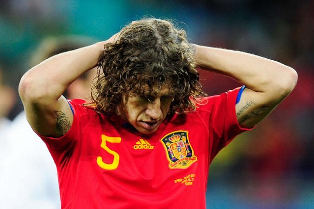 Euro 2012: 3 Candidates to Replace Carles Puyol in Spain's Starting XI