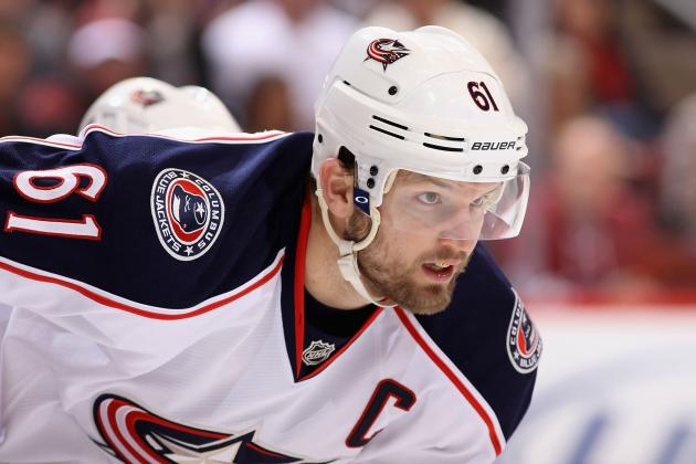 NHL Trade Talk: 6 Players Who Deserve a Move to a Contender in 2012-13