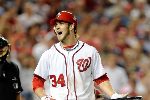 Bryce Harper and the Future 'Face of the Franchise' for All 30 MLB Teams