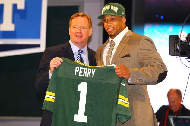 Green Bay Packers 2012 NFL Draft: Projecting Rookie Stats for Each Draftee