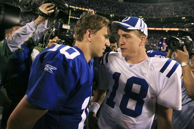 5 Reasons Eli Manning Will Be Better Than Brother Peyton Manning in 2012