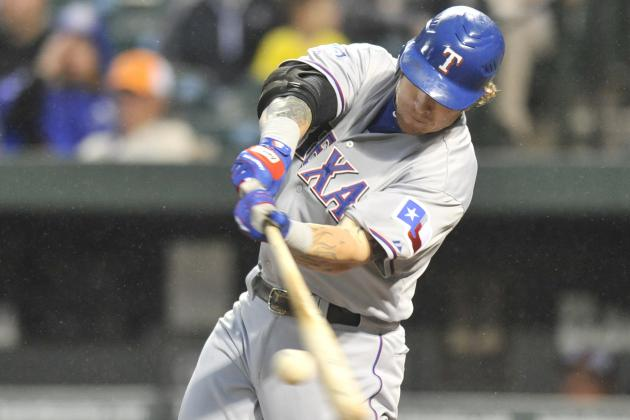 Ranking Josh Hamilton's 4 Homer Game Among MLB's 10 Hardest Single-Game Feats