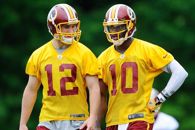 Washington Redskins: An Early Look at the Depth Chart