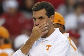 Tennessee Volunteers Football: 5 Questions That Keep Derek Dooley Up at Night