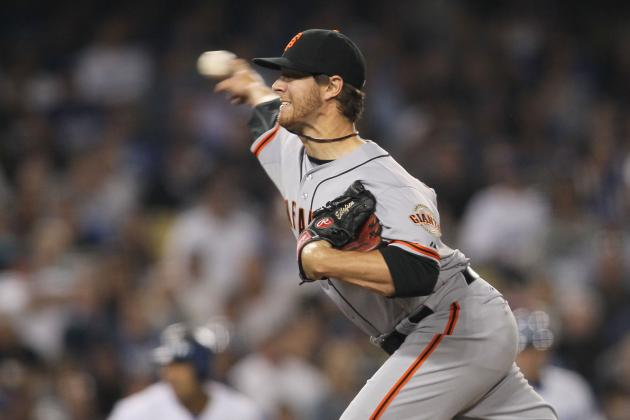 San Francisco Giants: The 5 Biggest Concerns in the Bullpen