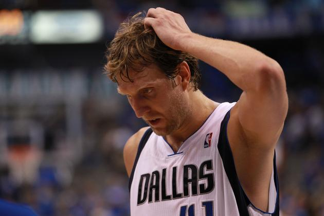 NBA Playoffs 2012: 5 Top Priorities for Dallas Mavericks After First-Round Sweep