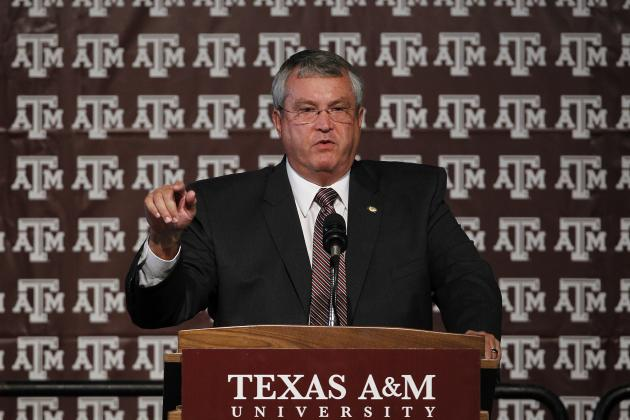 Texas A&M Football: 5 Candidates for the Texas A&M AD Position