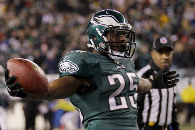 LeSean McCoy and 4 NFL Stars Who Will Continue to Dominate in 2012