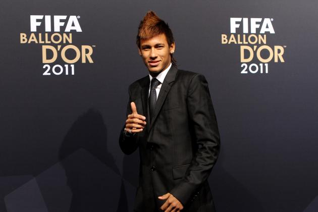 London 2012: Neymar and 10 Other Soccer Stars to Watch in the Olympics