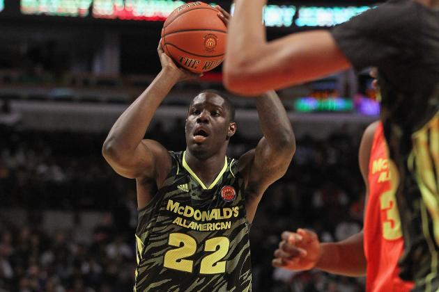 Anthony Bennett: 3 Reasons Huge Recruit Needs to Pick Kentucky