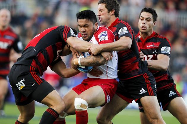 Super Rugby 2012: 4 Teams Guaranteed to Lose in Round 12