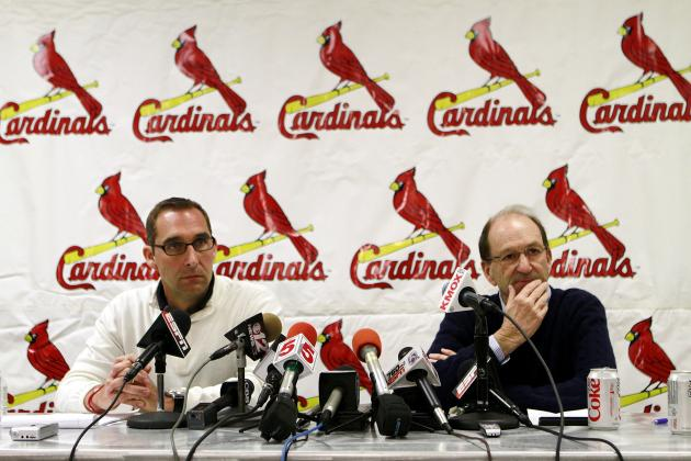 St. Louis Cardinals Trade Scenarios: 3 Areas to Improve on at Deadline